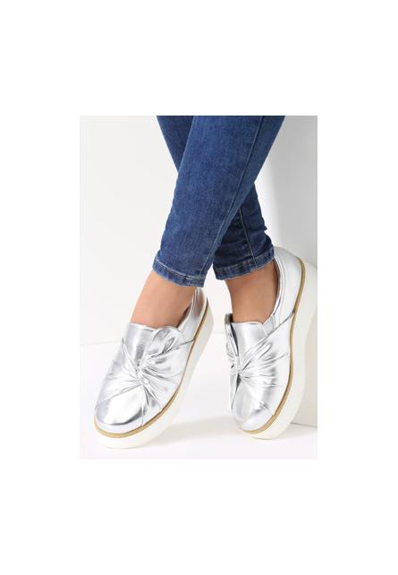 4dfcb9f154 Carmen ezüst casual női cipők – Online cipők